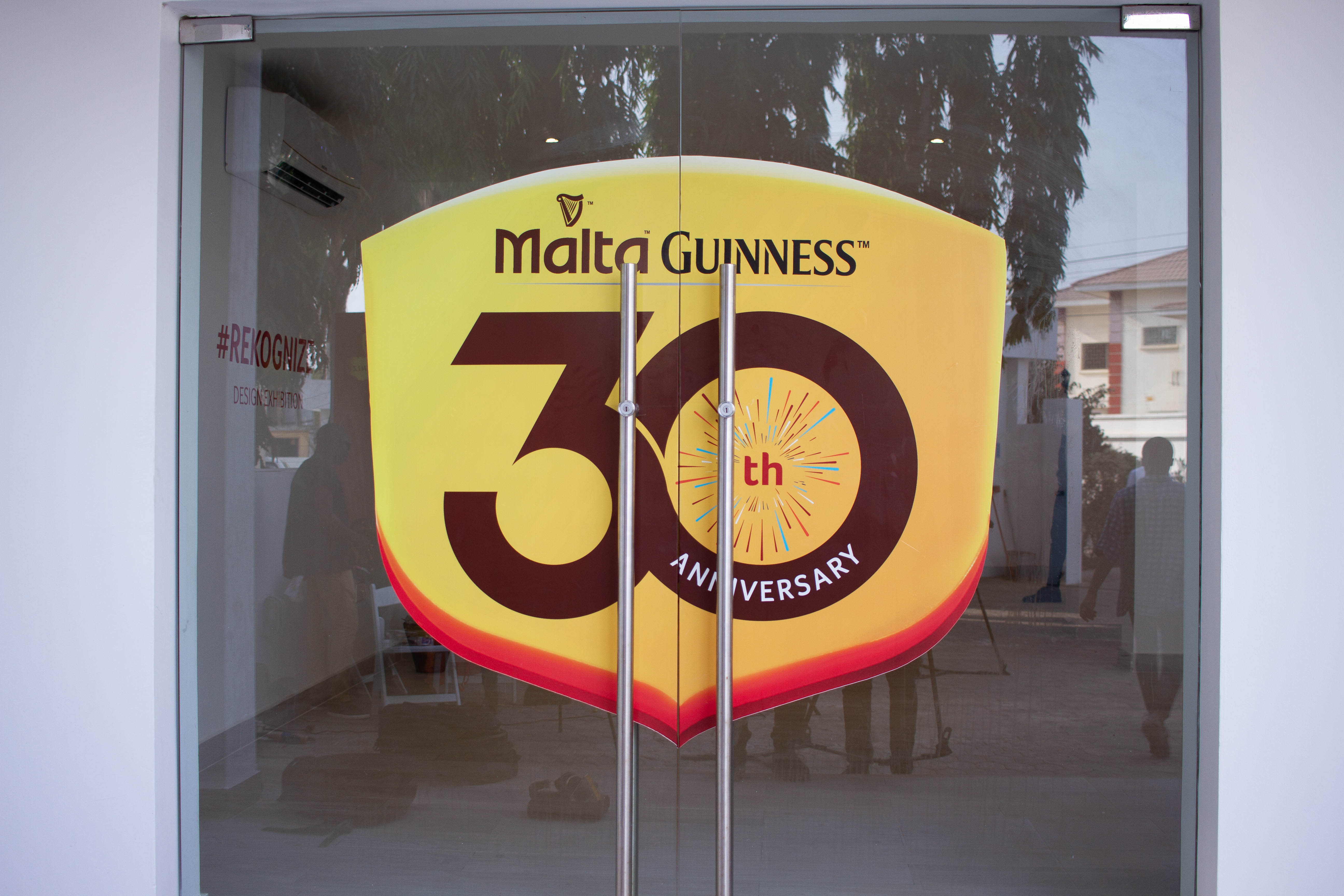 Malta Guiness at 30