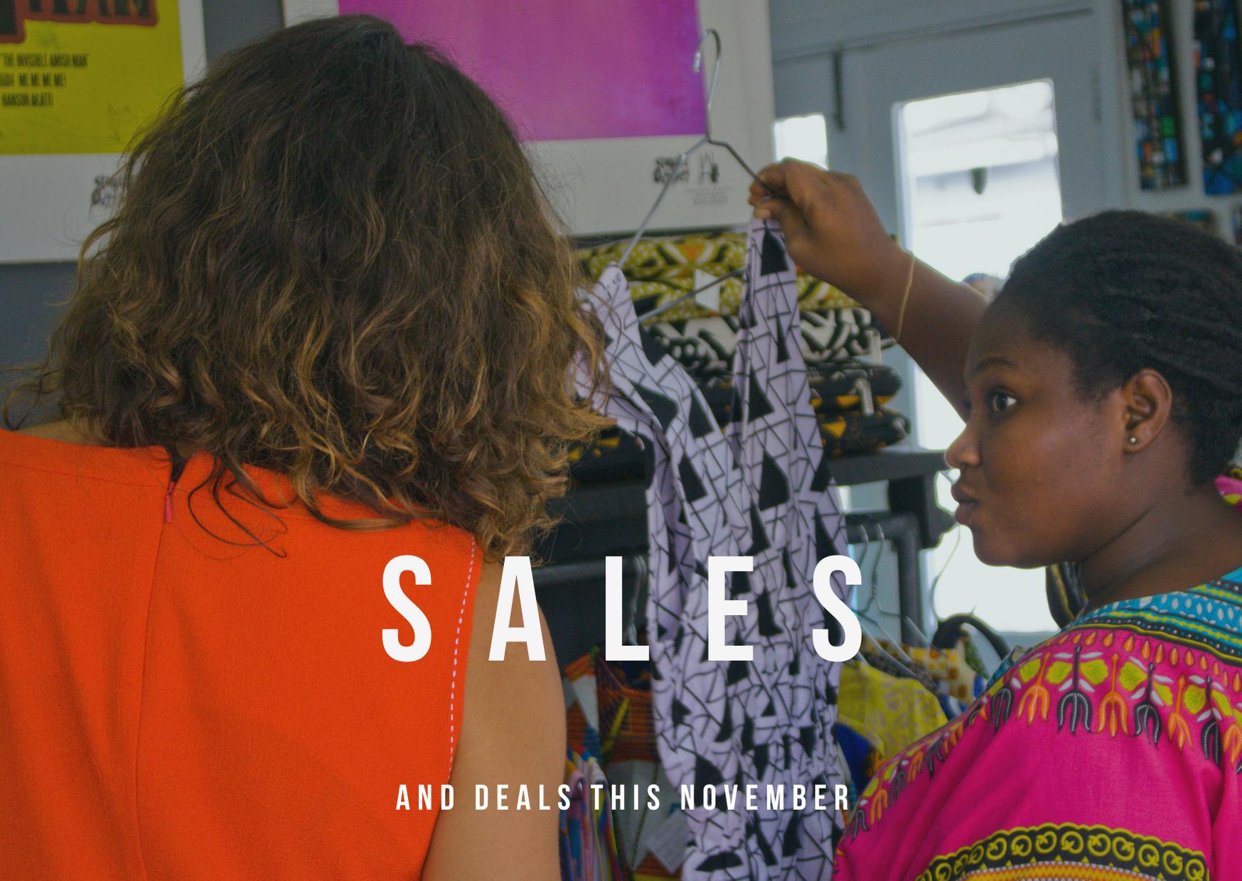 Lokko House November Sales